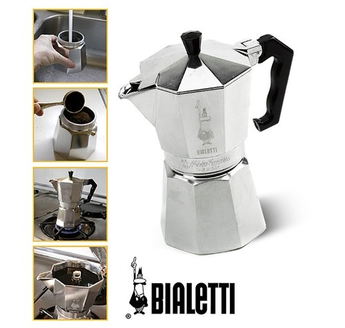 bialetti moka express instructions