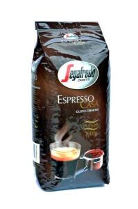 Segafredo Espresso Casa 1kg, zrnková káva