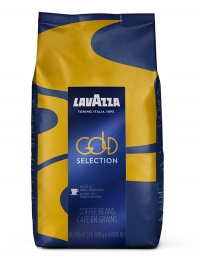 Lavazza Gold Selection 1 kg, zrnková káva