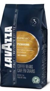 Lavazza Pienaroma 1 kg, zrnková káva