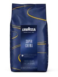 Lavazza Super Crema 1 kg, zrnková káva