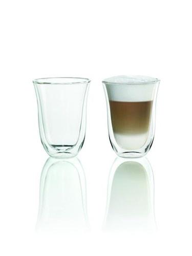 skleni ky delonghi latte macchiato espressa. Black Bedroom Furniture Sets. Home Design Ideas