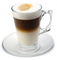 Sklenice Vela na latte 0,20l 1ks