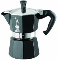 Kávovar Bialetti MOKA EXPRESS 3 Černá