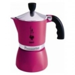 Kávovar Bialetti Fiammetta 3 Růžová