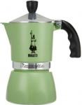 Kávovar Bialetti Fiammetta 3 Zelená