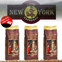 New York Caffé Extra XXXX 1 kg, SET 3x1Kg