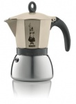 Bialetti Moka Indukce 6 Light Gold