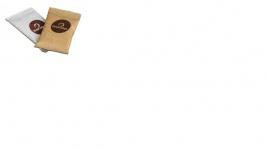 Cukr polštářek třtina – Mokador 1000ks v balení