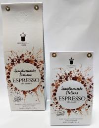 Machiavelli Espresso 125g, mletá káva